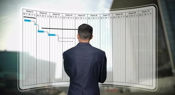 برنامه ریزی و کنترل پروژه چیست؟