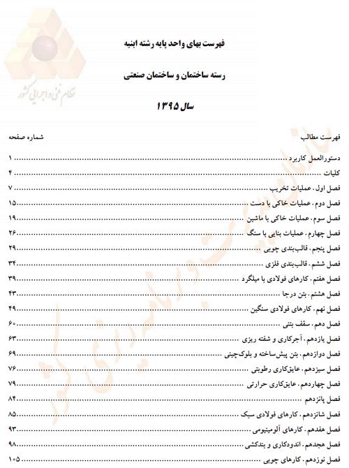 تفسیر فهرست بهاء