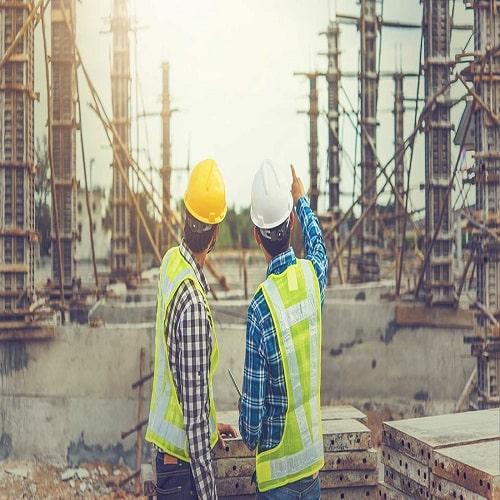مراحل اجرای ساختمان